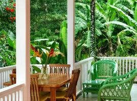 Tobago Hibiscus Golf Villas & Appartments, Mount Irvine