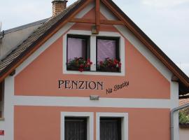Penzion Na Statku, Starý Vestec