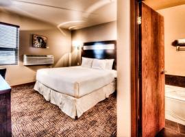 Podollan Inn & Spa - Grande Prairie, Grande Prairie