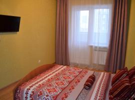 Apartment Krylova 34-39, Nowosybirsk