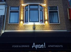 Apart! Food & Drinks Apartments, 兹沃勒
