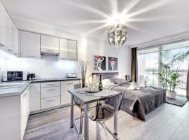 Apartamenty Apartinfo Sadowa, Gdańsk