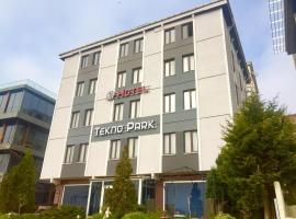 Hotel Tekno Park, Тузла