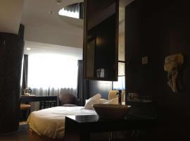 Qingmu Hotel Shanghai Pudong Hangtou Eastt Railway Station, Huinan