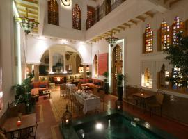 Riad Andalla Spa, Marrakesz