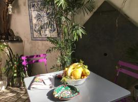 Garden Scarpetta, Rzym