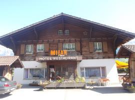 Hotel Milan B&B, Ringgenberg