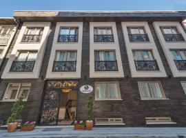 Aybar Hotel, Istambul