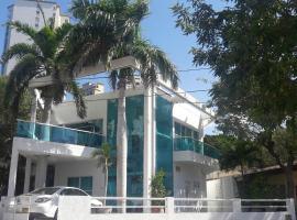 Casa AguAzul, Santa Marta