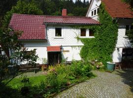 fauenwald ferienwohnungen zur promeade
