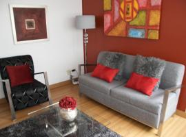 Miraflores Temporary Apartments, Lima