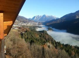 Dolomiti, Pieve di Cadore