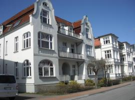 Villa Frieda Wohnung 8, Bansin