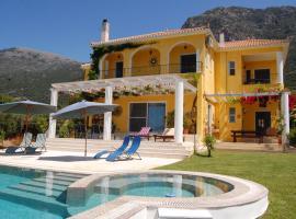Villa Kitrini, Kyparissía