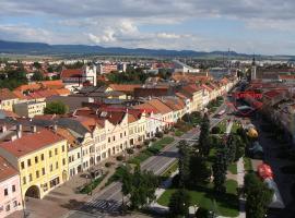 A 7 - Avenue 7 Penzion, Prešov