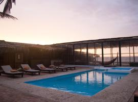 Hotel Envero Lodge, Vichayito
