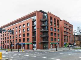 Apartamenty EchoDom Szlak 77, Krakau