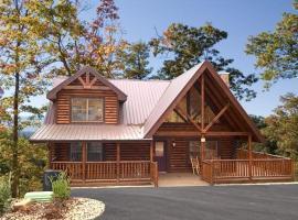 Natural Beauty- Two-Bedroom Cabin, Gatlinburg