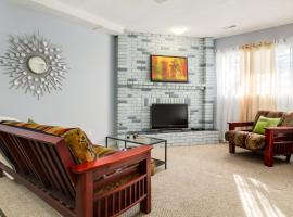 Fabulous 4BR Suite close to DT, SAIT, U of C by Prowess, Calgary