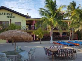 Paradise Resort, Placencia