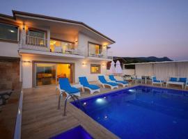Villa Mono, Kalkan