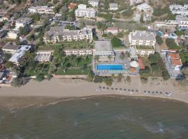 Golden Sand Hotel, Karfás