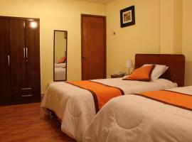 Yuraq Hotel, Cajamarca