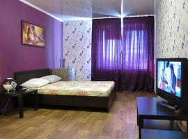 Apartment Luxe with Jacuzzi on Maslennikova 45, Omsk