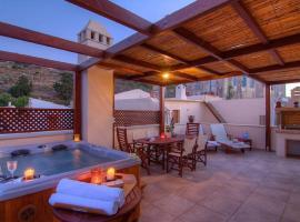 Villa Euphoria, Maroulás