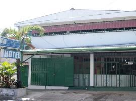 International Guest's House Hotel, San Salvador