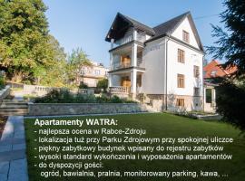 Apartamenty Watra, Rabka