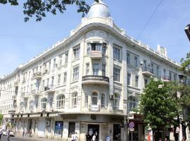 Darkmen Hotel Odessa, Odessa