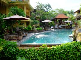 Jati 3 Bungalows and Spa, Ubud