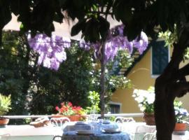 Hotel Pensione Moderna, Bonassola