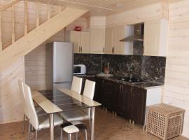 Guest House SKIKROSS, Syrostan