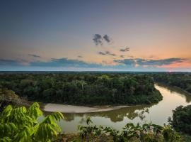 Las Piedras Amazon Center, Lucerna
