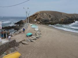 Genesis, Punta Hermosa