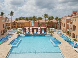 All Inclusive - Divi Dutch Village Beach Resort, Palm Beach