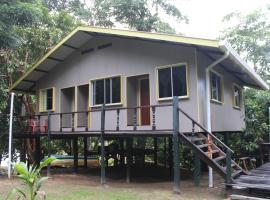 Tanjung Bulat Jungle Camp, Bukit Garam