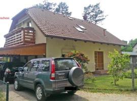 Ferienwohnung Wandlitz BRA 1001