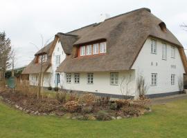 Haus Föhr Ferienappartement Friesenstube