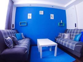 Miljacka Blue, Saraievo