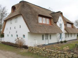 Haus Föhr - Ferienwohnung Up de Warft