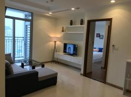 Vinhomes Service Apartment - Central 3 - 2015, Ho Chi Minh