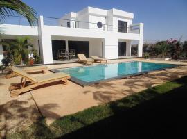 Villa Keur Canda, Somone