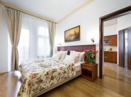 Ventus Rosa Apartments, Krakau