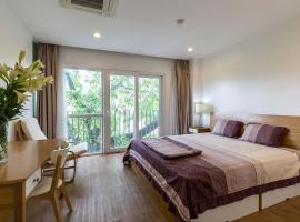 Zodi Serviced Apartment, Hanoi