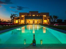 Villa Ramses, Marrakesz