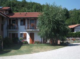 Casa Luis, Cividale del Friuli