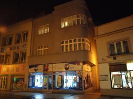 Apartmány Rossa, Louny